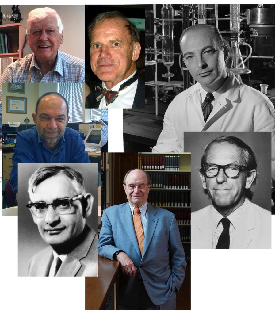 Scientists Behind the Polymerase Chain Reaction